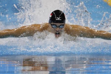Schooling, Quah siblings to skip April's Commonwealth Games