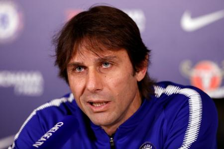 Conte refuses to rule out Chelsea exit at end of season