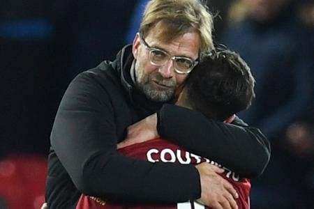 Klopp: Liverpool had no choice but to sell Coutinho