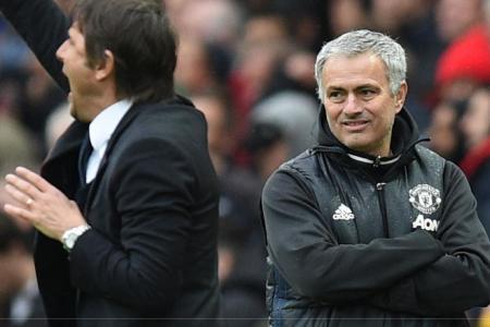 Mourinho feels contempt for Conte