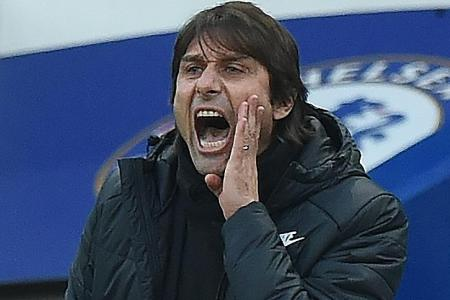Conte rues lack of squad depth as fixtures pile up
