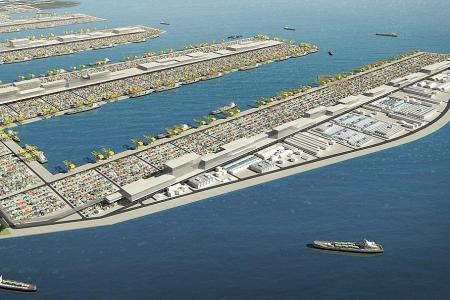 "Future Tuas mega port will be ""efficient and intelligent"": MPA"