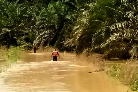 Flood situation in Johor worsens as 1,395 forced to evacuate