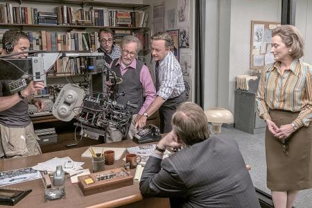Spielberg's The Post aimed at people 'starving for the truth'
