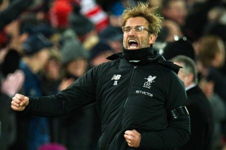 Klopp: Attacking approach paid off against Man City