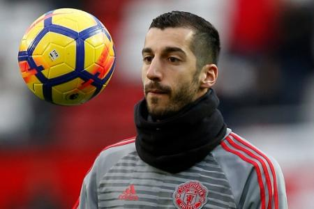 Mkhitaryan out, Sanchez in for Man United?