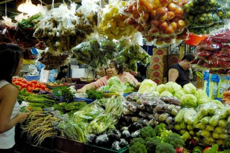 Prices and supply of fresh produce hit by adverse weather