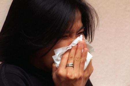 Rainy, cool weather may have prolonged peak flu season
