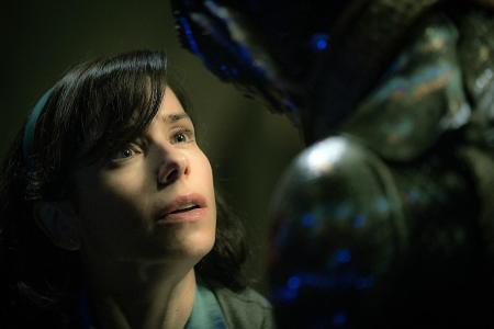 Movie reviews: The Shape Of Water, 12 Strong