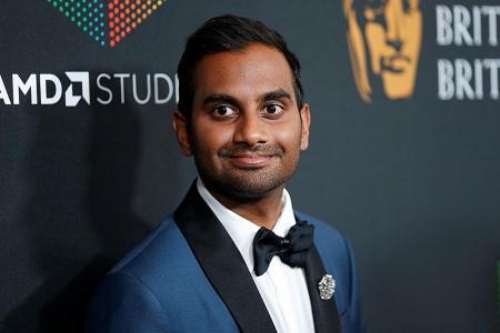 Comedian Aziz Ansari responds to sex misconduct allegations