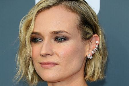 Diane Kruger says Hollywood changing because 'men are scared'