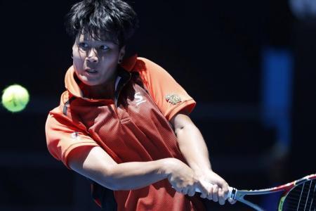 Thailand's Luksika shocks seed slayer Bencic at Aussie Open