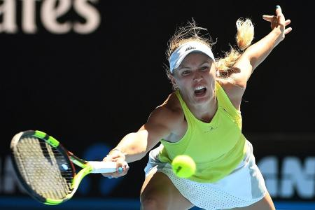 Wozniacki relieved after great comeback