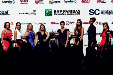 WTA Finals to move to China