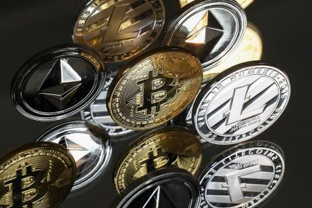Cryptocurrency snapped up as prices tumble