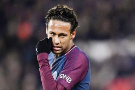 Neymar's four goals against Dijon can't cut the mustard with PSG fans