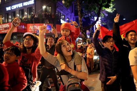 Vietnam advance into AFC U-23 semis