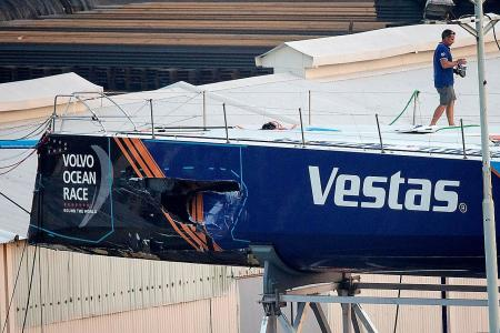 Deadly Volvo yacht race 'like a slalom': competitor