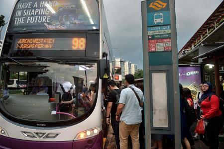 LTA may run more buses along key rail stretches: Khaw