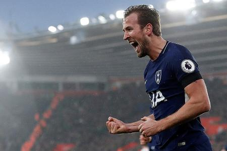 Spurs boss Pochettino keeps mum on Kane's link to Real Madrid