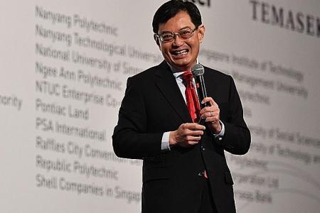 Gap in meeting needs of older Singaporeans: Heng