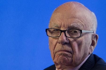 Media tycoon Rupert Murdoch: Facebook should pay for trusted news