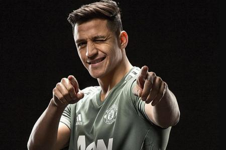 Alexis Sanchez 'thrilled' to join Man United