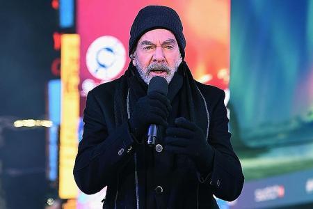 Neil Diamond Thanks His Aussie Fans For Amazing Reaction
