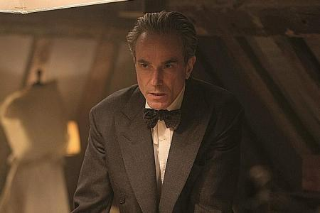 Day-Lewis bows out of acting with twisted romance Phantom Thread