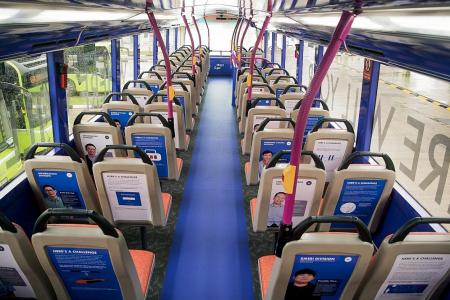 New campaign to challenge passengers