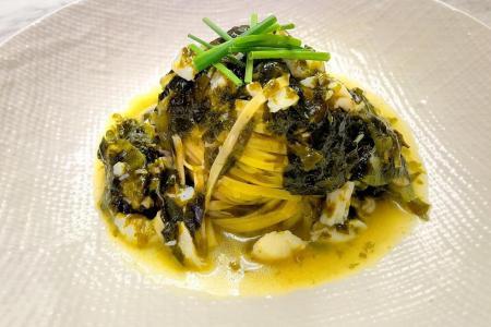 Kimme more: Modern bistro boasts riveting menu