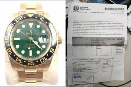 Carousell 'buyer' allegedly replaces man's $35,000 Rolex watch with fake