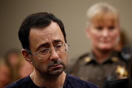 Former USA Gymnastics doctor gets 175 years in jail for sex crimes