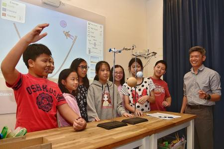 Helping pupils connect science lessons with the real world