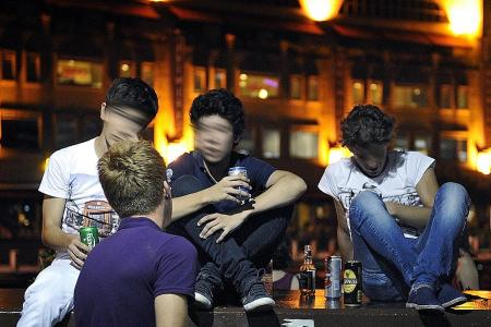 Initiating teens to alcohol a bad idea