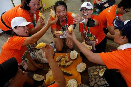 Seven surprising benefits of eating durian