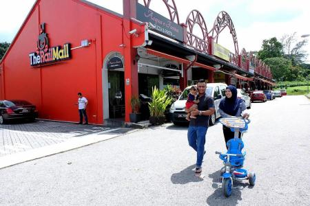 Rail Mall up for sale