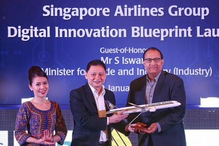 SIA to use digital platforms, technology to know customers better