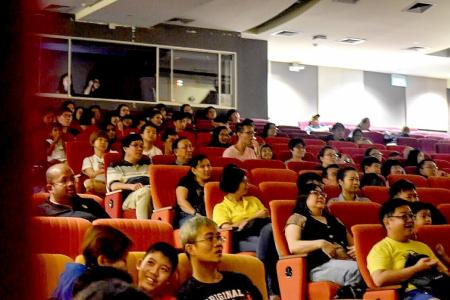 Kids with special needs treated to sensory-friendly film screening
