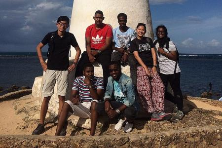 Kenyan villagers leave deep impression on Singaporean