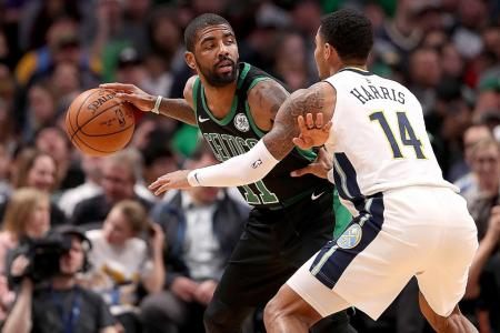 Celtics secure narrow win, thanks to late three-pointer