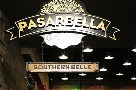 PasarBella's food section at The Grandstand set for major change
