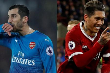 Swans stun Arsenal, Liverpool bounce back
