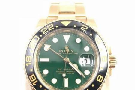 Duo charged for swopping real Rolex with fake one