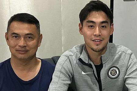 Quak joins Thai top-tier side Navy