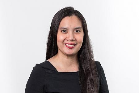 Nutritionist Christine Rubi-Cruz