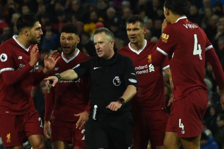 Late drama as Liverpool, Spurs draw 2-2