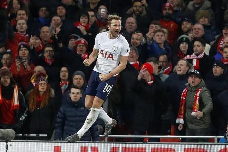 Tributes pour in for Tottenham's 100-goal Kane