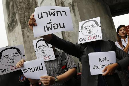 Poll fraud hurt Thai govt's credibility, say analysts