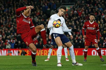 Richard Buxton: Diving not in Spurs' blood, so they must cut it out